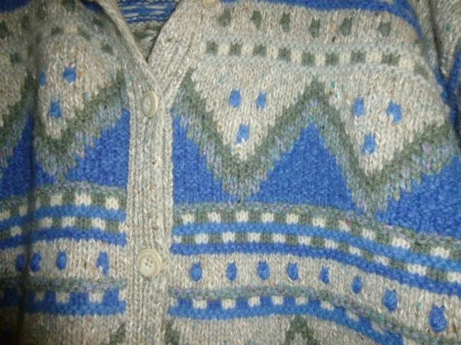 Segrets Sun Prints Sweater