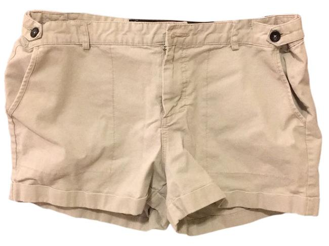 JOE'S Tan Rn# 106214 Shorts Size 12 (L, 32, 33) JOE'S Tan Rn# 106214 Shorts Size 12 (L, 32, 33) Image 1