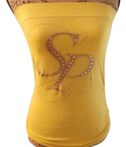 South Pole Collection Top YELLOW