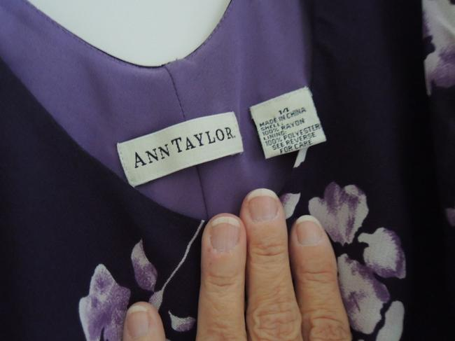 Ann Taylor Peek A Boo Slip Dress Image 2