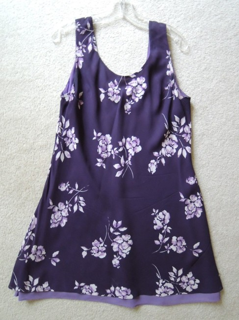 Ann Taylor Peek A Boo Slip Dress Image 7