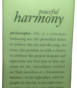 Philosophy Peaceful Harmony 69 ml/2 ounces