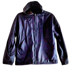 Arctica Water-repellant Hooded blue Jacket