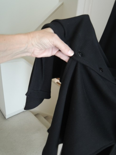Black Maxi Dress by The Limited Image 4