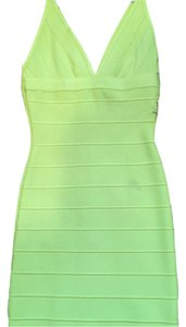 Hervé Leger Bodycon Bandage Summer Sleeveless Dress