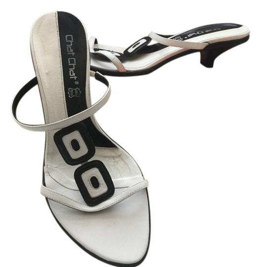 Chit chat White Sandals Image 0