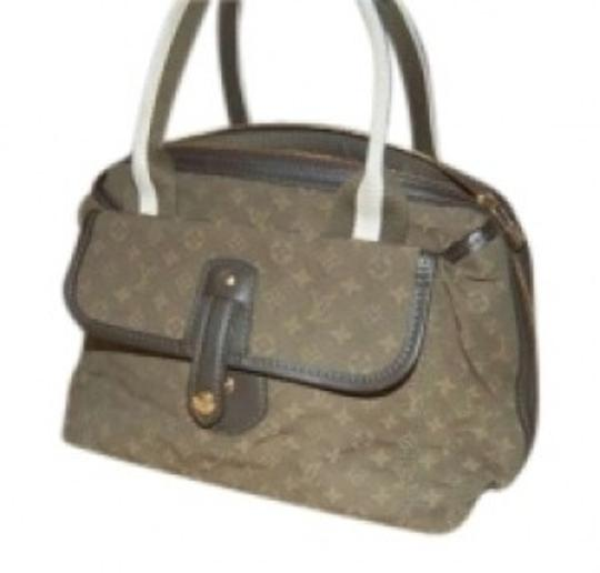 Preload https://item2.tradesy.com/images/louis-vuitton-olive-brown-and-off-white-cloth-satchel-139946-0-0.jpg?width=440&height=440
