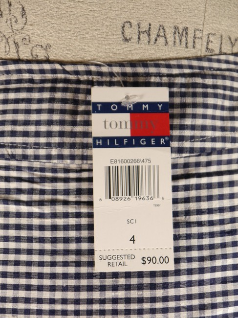 Tommy Hilfiger Skirt Blue and White