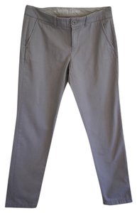 J.Crew Chino Khaki Straight Pants Light grey