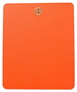 Tory Burch Tory Burch Robinson Leather Mouse Pad
