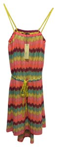 Sugarlips short dress Multi Brights on Tradesy