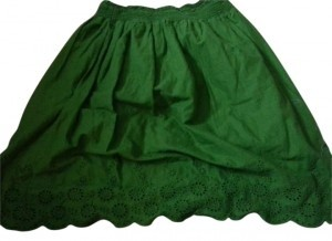 Old Navy Skirt Green