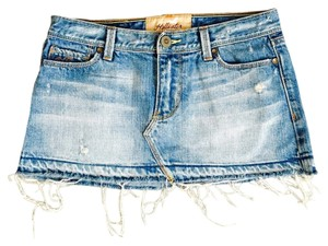 Hollister Skirt Blue