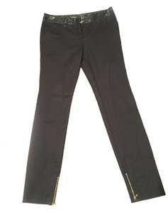 Dolce & Gabbana Straight Pants Black