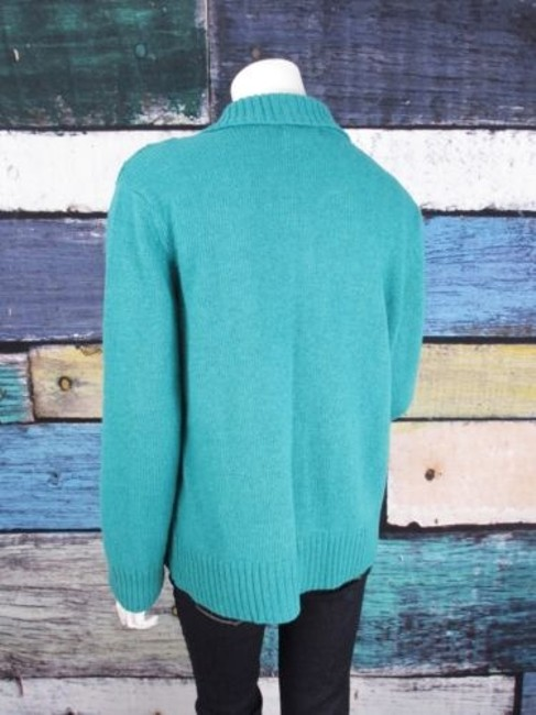 Appleseed's Knit Wool Blend Cardigan Sweater Image 1