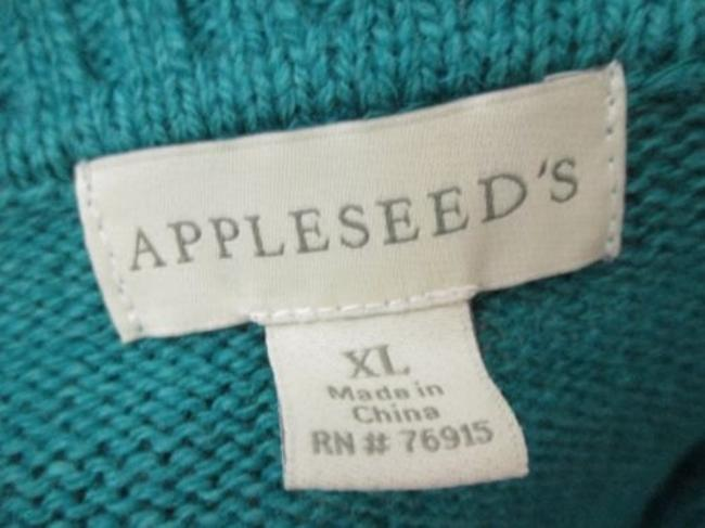 Appleseed's Knit Wool Blend Cardigan Sweater Image 2