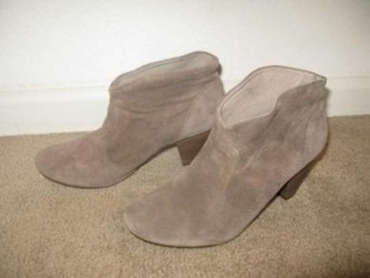 Steven by Steve Madden Taupe Boots