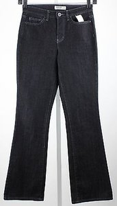 Other X Black Grey Silver Embroidered Rhinestone B2 Boot Cut Jeans