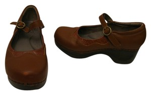 Sanita brown Mules