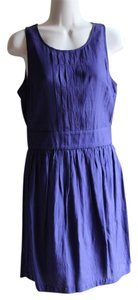 Lark & Wolff short dress Blue on Tradesy