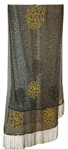 Vintage 1920's style beaded wrap