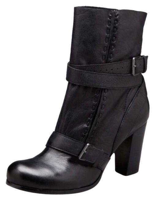Item - Black Leather New Boots/Booties Size US 9.5 Regular (M, B)