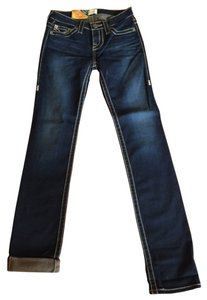Big Star Straight Leg Jeans-Medium Wash