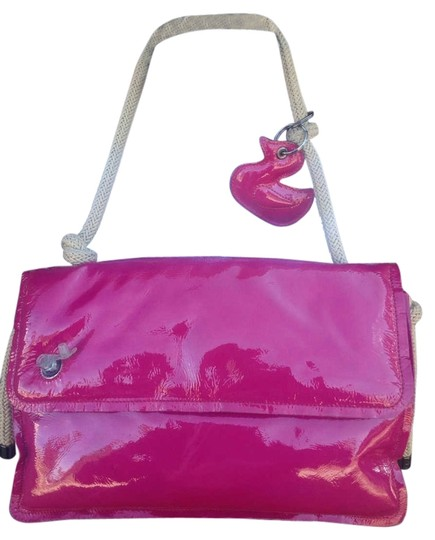 Preload https://img-static.tradesy.com/item/14004568/jamin-puech-inflatable-12x-8-berry-patent-leather-shoulder-bag-0-1-540-540.jpg