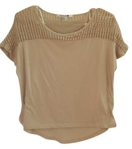 Forever 21 Top beige