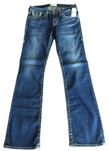 Big Star Remy Boot Cut Jeans-Medium Wash