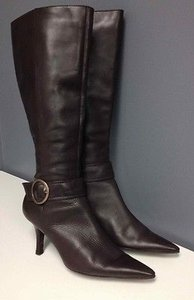 Moda Spana Leather Brown Boots