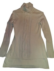 INC International Concepts Silk Fall Winter Turtleneck Dress
