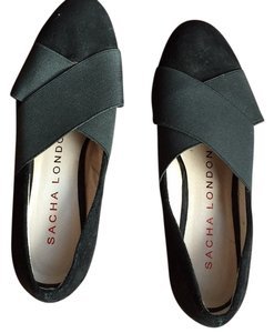 Sacha London Black Platforms