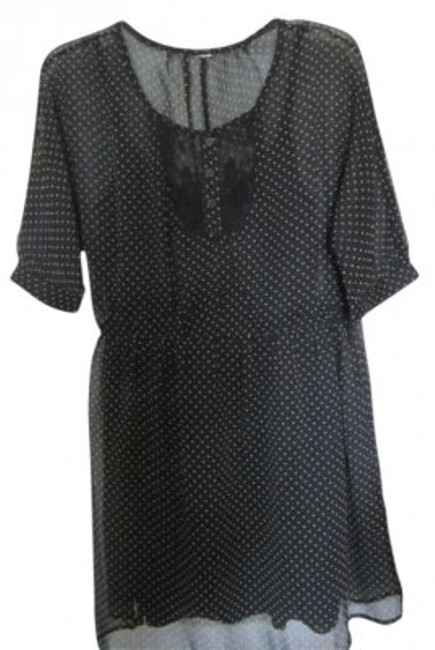 Preload https://img-static.tradesy.com/item/140089/pacific-sunwear-black-trendy-with-white-polka-dotted-sheer-babydoll-mini-short-casual-dress-size-12-0-0-650-650.jpg