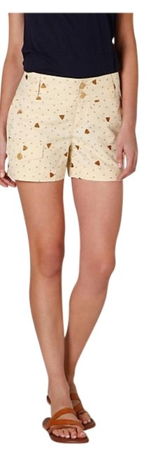 Item - Light Yellow Shorts Size 4 (S, 27)