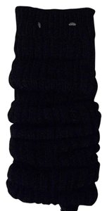 Mixit Black Leg Warmers One Size Fits All By MixIt