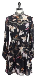 Dolce Vita Silk Floral Dress
