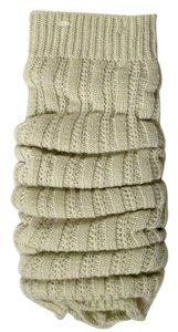 Mixit Ivory Leg Warmers One Size Fits All By Mixit