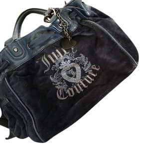 Juicy Couture Daydreamer Tote in Navy blue