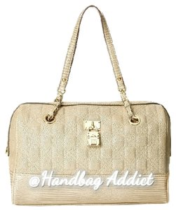 Anne Klein Satchel in SUGAR