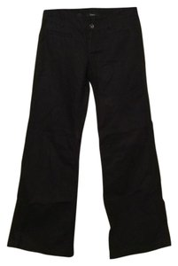 Express Wide Leg Pants Black