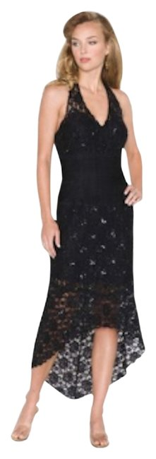 Preload https://img-static.tradesy.com/item/14010586/sean-collection-black-beaded-lace-womens-evening-gown-long-formal-dress-size-2-xs-0-1-650-650.jpg