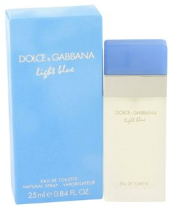 Dolce&Gabbana LIGHT BLUE by DOLCE & GABBANA Eau de Toilette Spray ~ .84 oz 25 ml