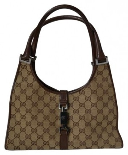 Preload https://item3.tradesy.com/images/gucci-brown-satchel-140107-0-0.jpg?width=440&height=440