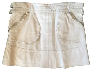 Marc Jacobs Mini Skirt Cream