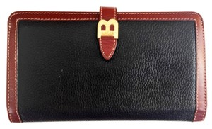 Bally Bally Checkbook Full Size Wallet Continental