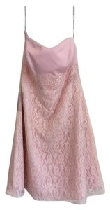 Other Pink Lace Bridesmaid Dress