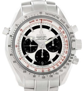 Omega Omega Speedmaster Co-Axial Rattrapante Broad Arrow Watch 3582.31.00