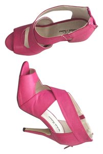 Michael Antonio Pink High Heels Pumps