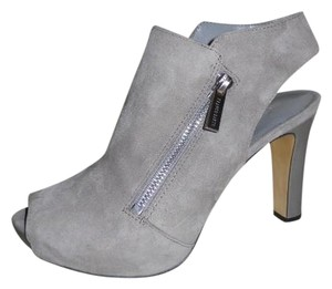 Franco Sarto Leather Suede grey/taupe Pumps